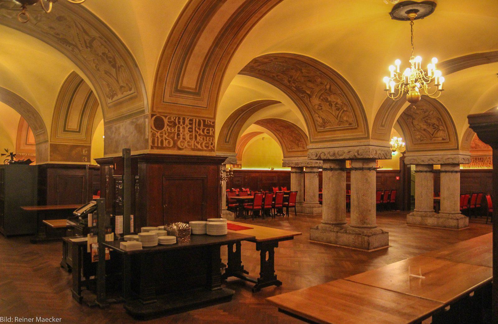 Leipziger Ratskeller: Gewandhaussaal