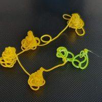 Filamentwechsel durch nachschieben einer neuen Farbe