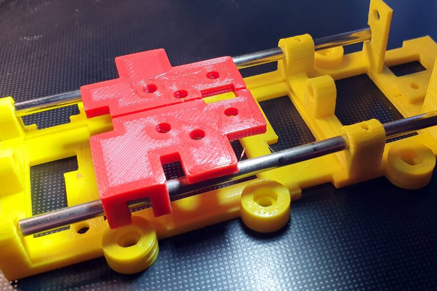 3D Druck Loecher passgenau probleme