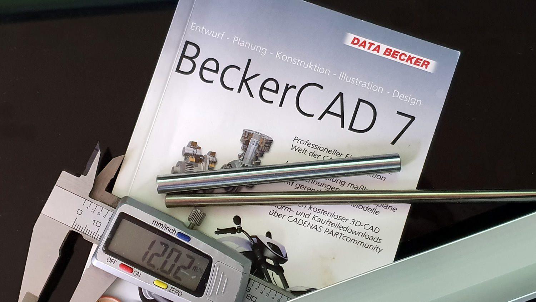 CAD Software BeckerCad von DataSolid