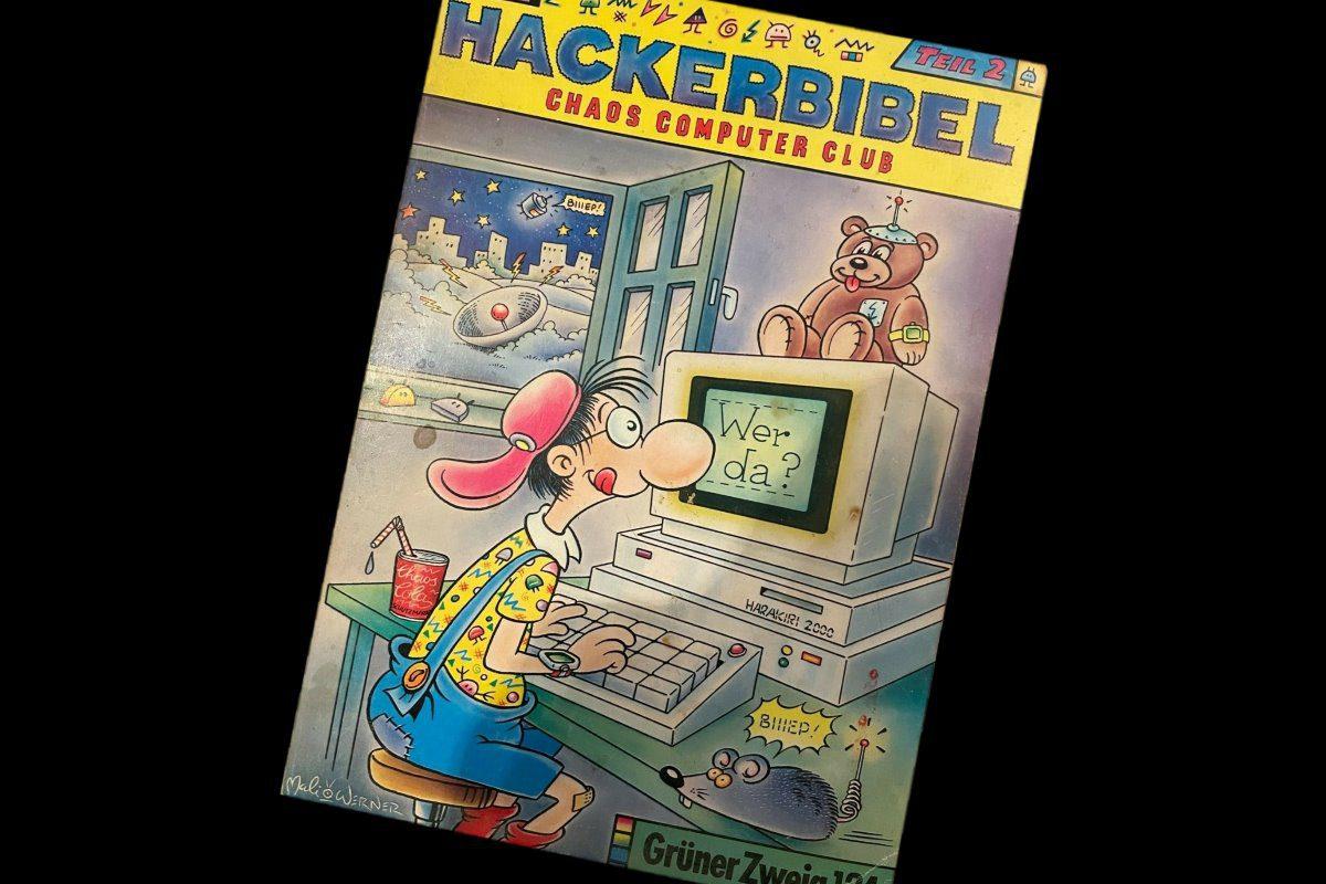 CCC Hackerbibel Chaos Computer Club