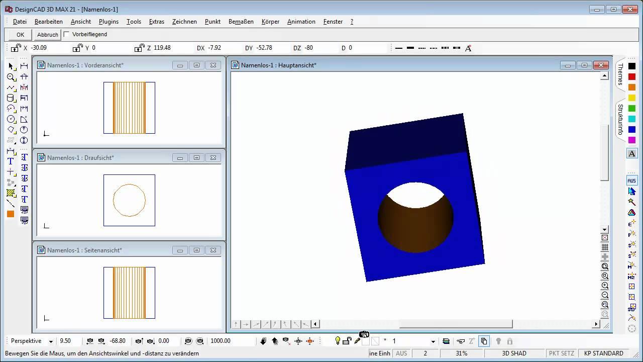 CAD Programm DesignCAD