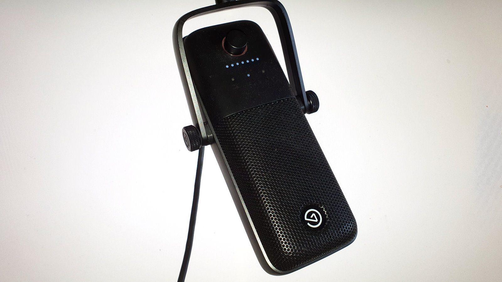Elgato Wave3 USB-Kondensatormikrofon mit für Streaming und Podcasting