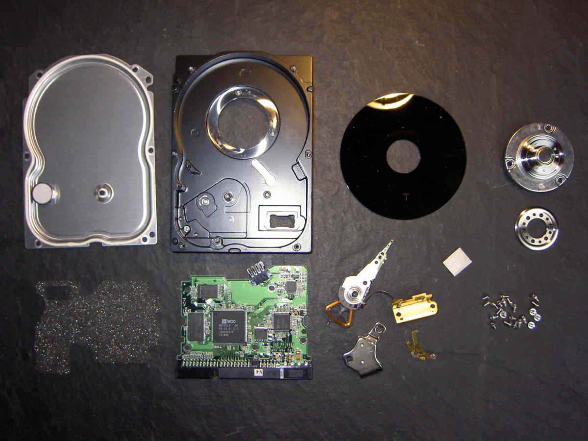 HD Festplatte - Fehler suchen und erkennen