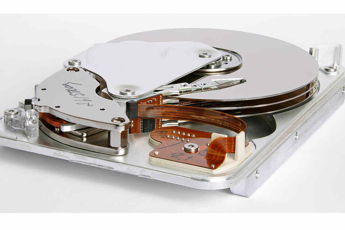 Festplatte kaputt - Harddisk Crash