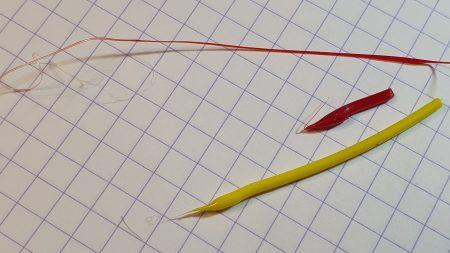Filamentreste machen Probleme beim Filamentwechsel