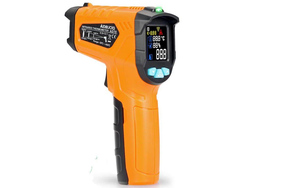 Infrarot Laser Thermometer KASIMIR AD70 IR