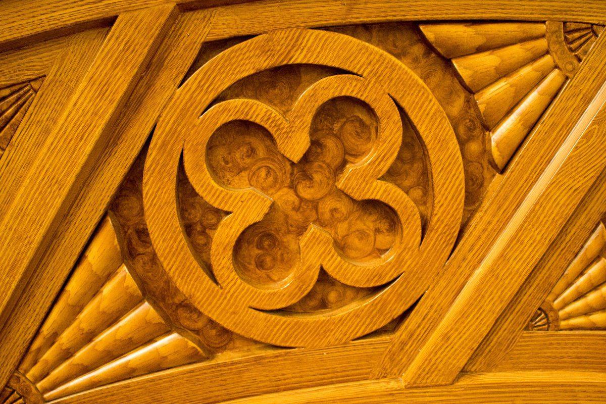 Laser Holzarbeiten Intarsien