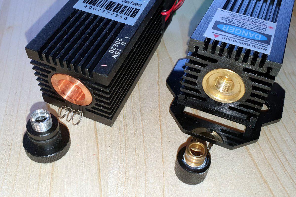 Laserdioden 445nm
