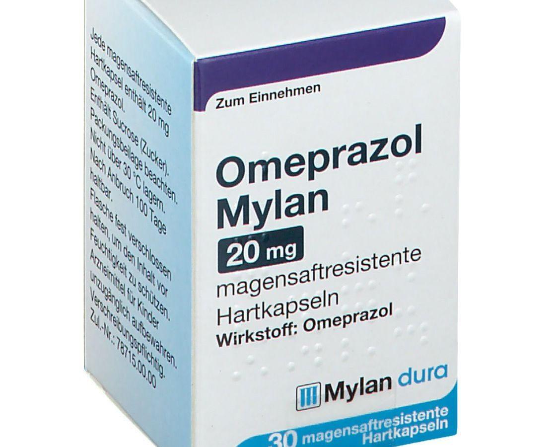 Natürliche Alternative zu Omeprazol Pantoprazol bei Reflux Störung - Leinsamentee