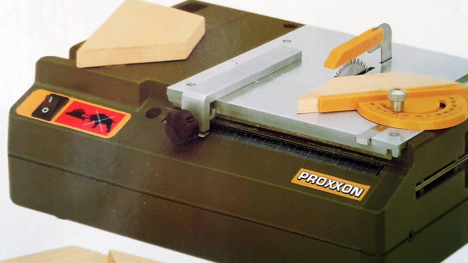 Proxxon KS 230 Tischkreissäge 27006