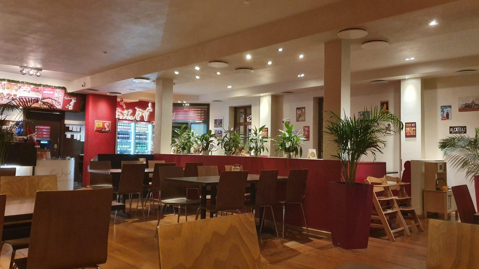 Leipzig - Restaurant Schnizz