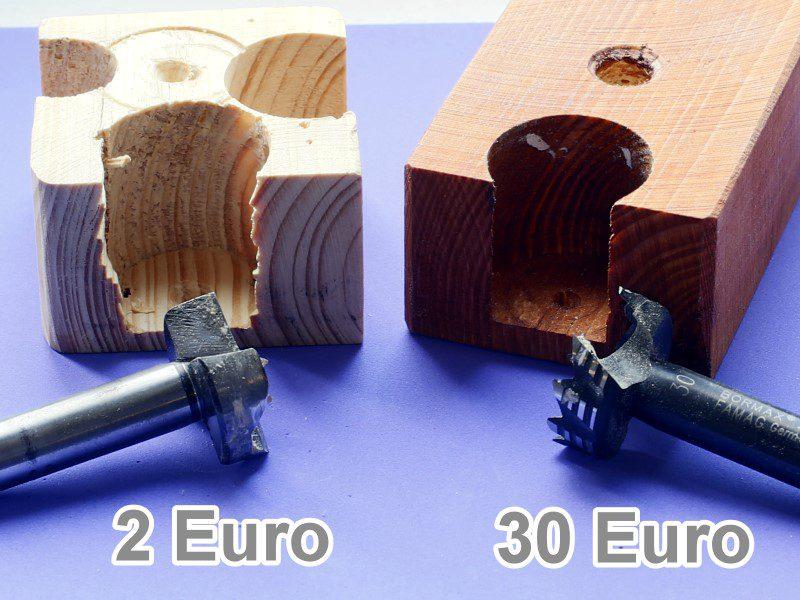FAMAG Bormax 2.0 WS-Forstnerbohrer 30x57x90mm S=10mm