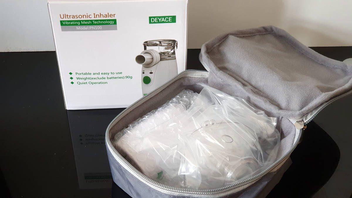 Ultraschall Inhalator DEYACE