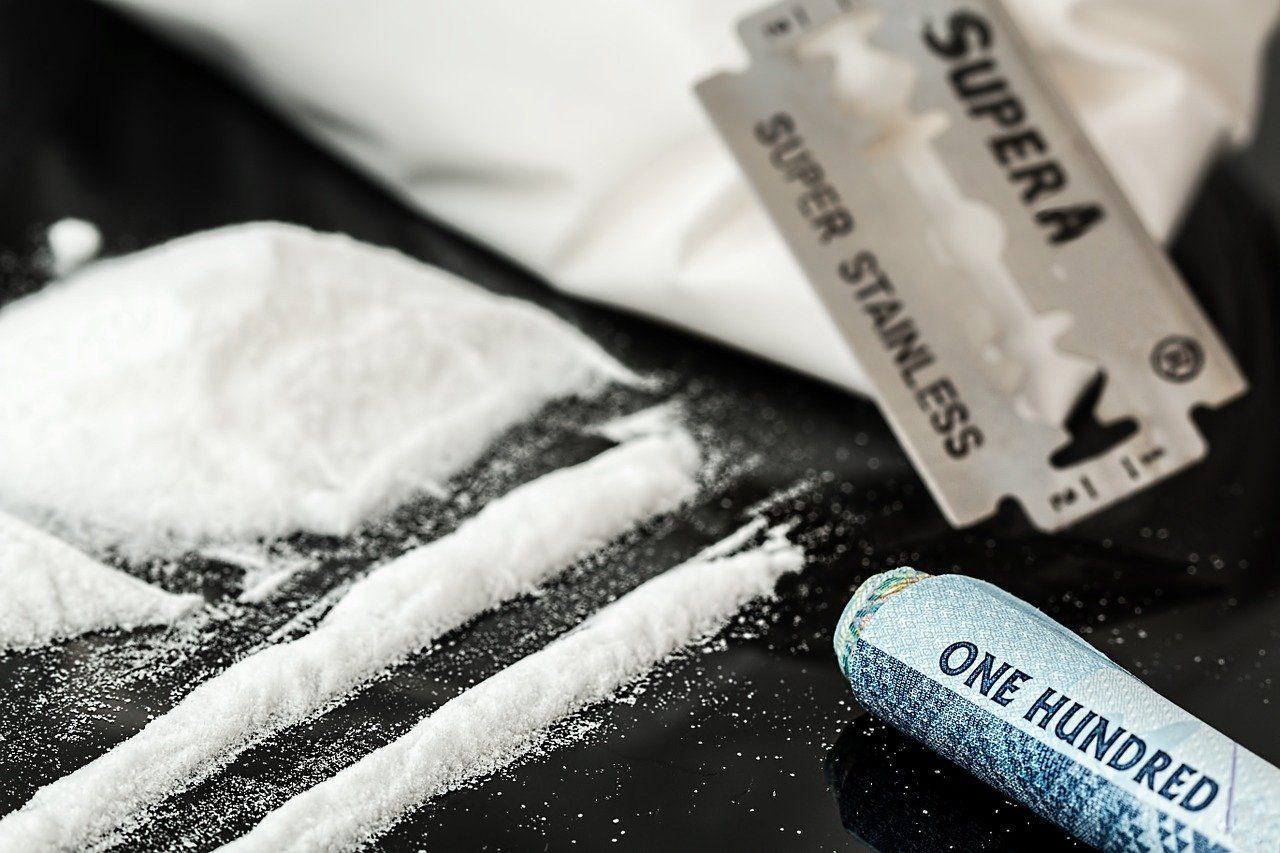 Verbotene Drogen